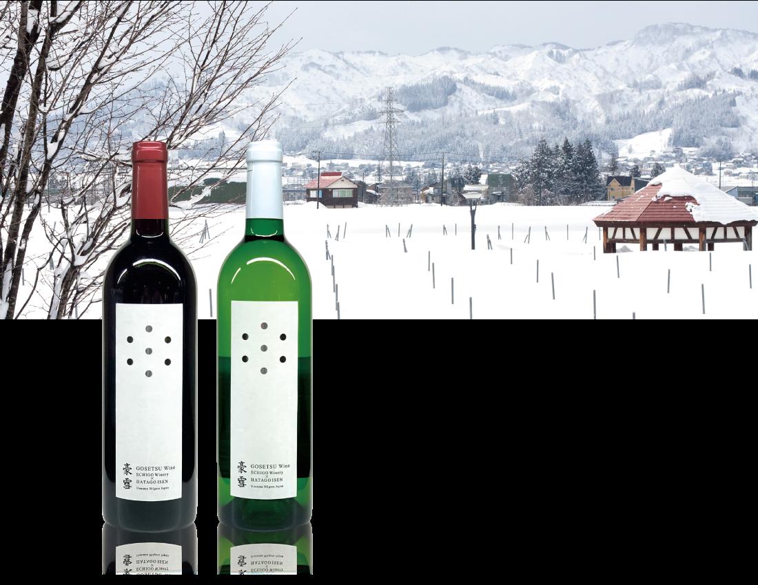 雪が育み、雪が醸す、雪国のワイン